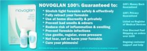 Treat Phimosis with Novoglan